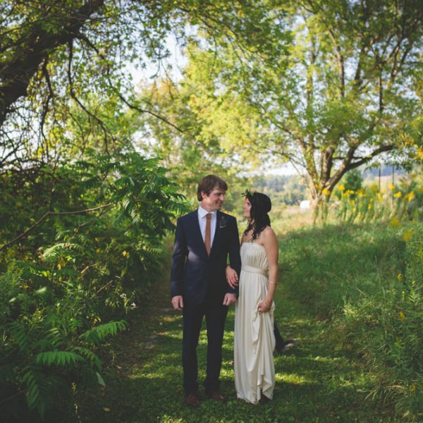 Century Barn Wedding