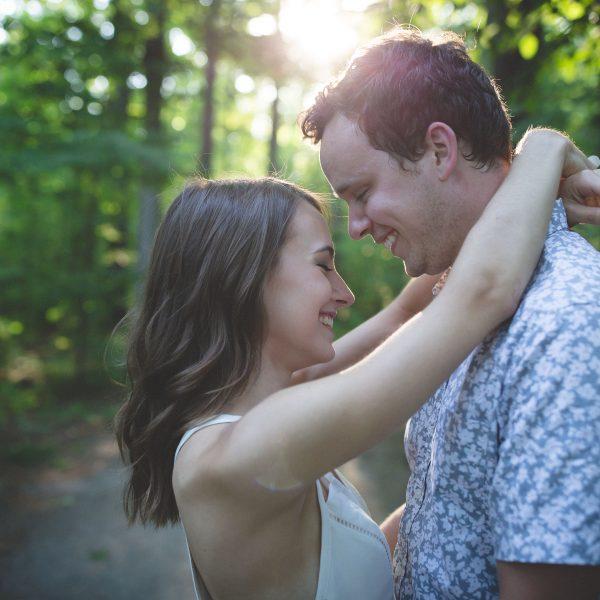 Hilton Falls Engagement