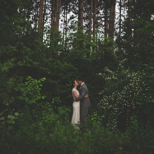 Ganaraska Forest Centre Wedding