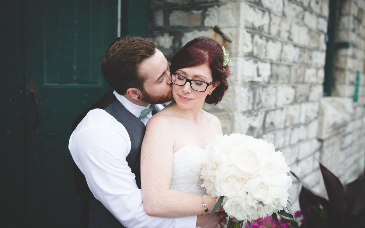 The Boiler House Distillery District Wedding