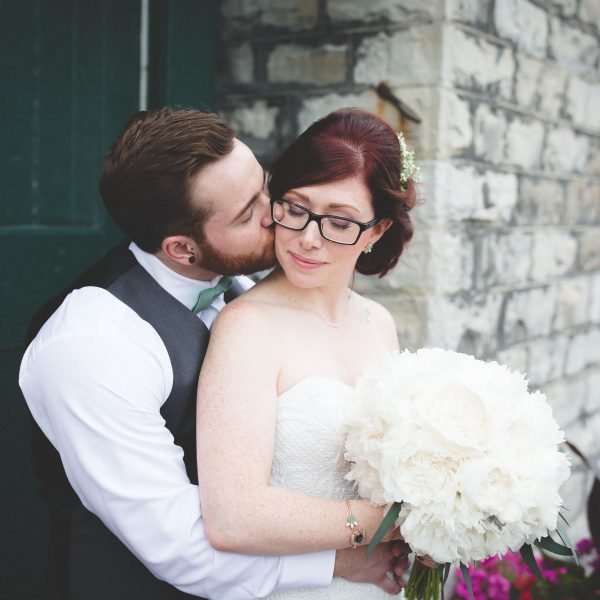 The Boiler House Distillery District Wedding
