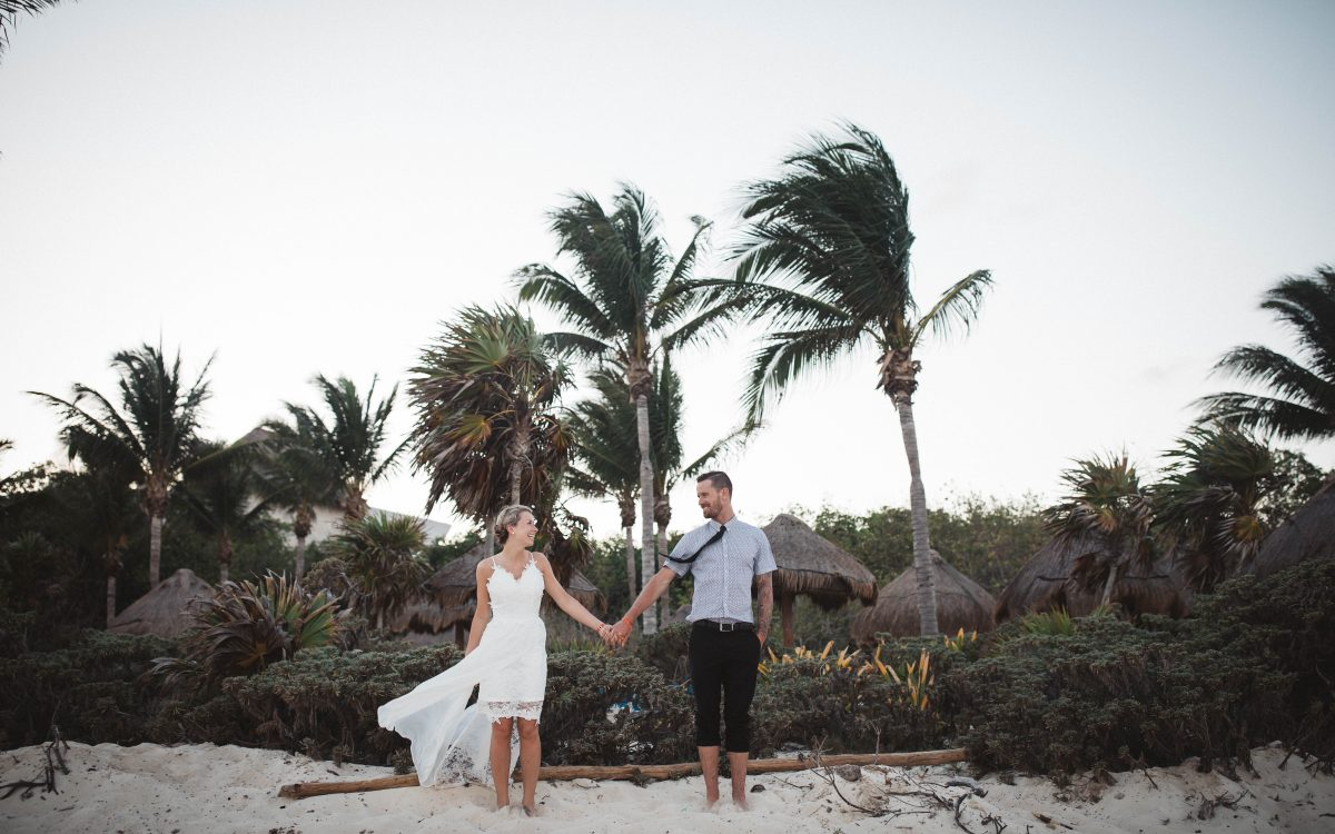Mayan Riviera Wedding